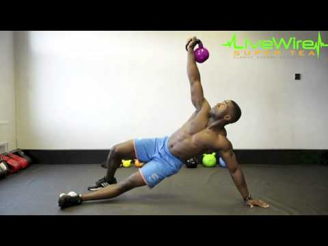 LiveWire 30 Day Challenge. Part 2: Full Body Kettlebell Workout.