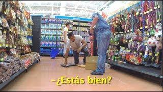 LAS CAIDAS (Broma en el supermercado) ◀︎▶︎WEREVERTUMORRO◀︎▶︎