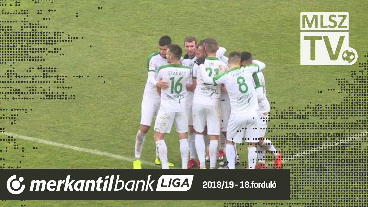 Kaposvári Rákóczi FC - Dorogi FC | 2-2 (1-1) | Merkantil Bank Liga NB II.| 18. forduló |