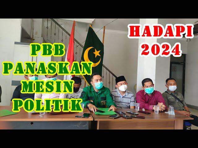 PBB Kabupaten Serang Panaskan Mesin Politik