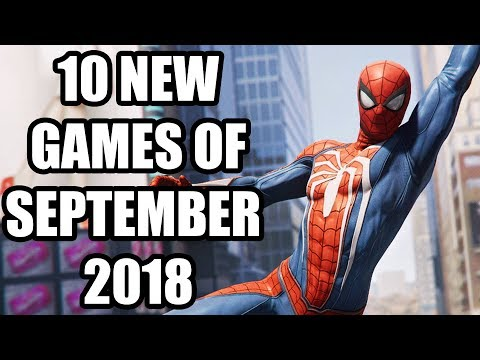 Top 10 NEW Games of September 2018 To Look Forward To [PS4, Xbox One, Switch, PC]