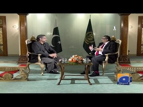 Exclusive interview of PM Abbasi with Sohail Warraich