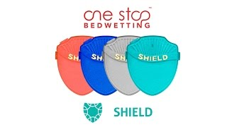 Stop Nighttime Bedwetting – Shield Bedwetting Alarm – One Stop Bedwetting