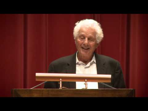 "Robert Alter, ""The Challenges of Translating the Bible"": Director's Lecture, October 8, 2015"