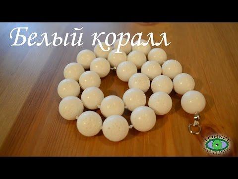 Коралл белый. Литотерапия. Олег Смирнов
