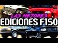 Las Mejores Ediciones Especiales de la Ford F150