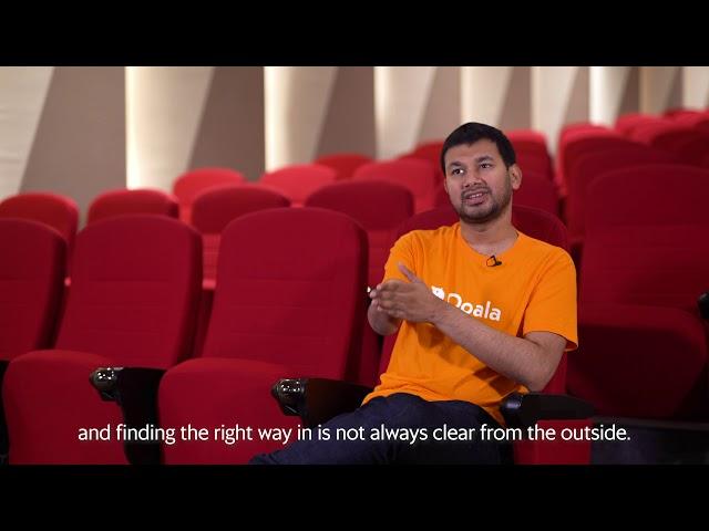 Grab Ventures Velocity Batch 2 - Founder Interview - Harshet Lunani, Qoala