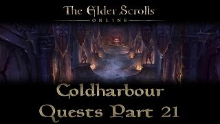 ESO - Coldharbour Quests - Part 21 - Mind of Madness [Vaults of Madness dungeon]