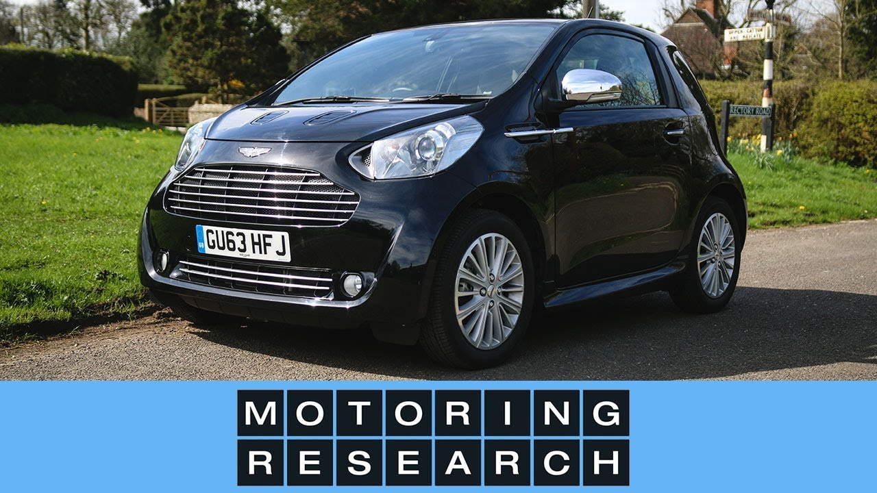 Aston Martin Cygnet Review: A Small Car With Big Ideas | Motoring Research