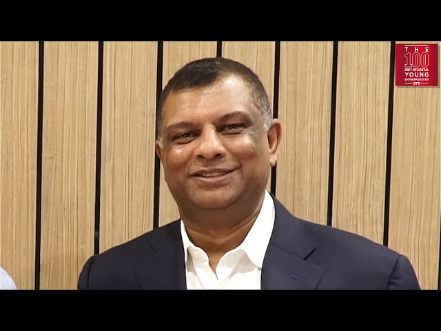 100MIYE 2018 - Tan Sri Tony Fernandes