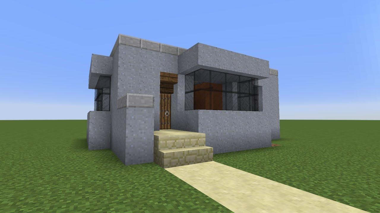 Best Kitchen Gallery: 1935 Portland Concrete Home A Minecraft House Let's Build Youtube of Build Concrete Home on rachelxblog.com