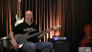 Music Man Classic StingRay 4- & 5-String Basses