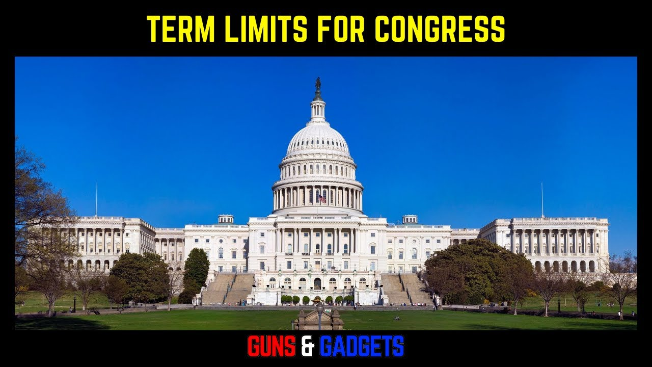 Term Limits For Congress: Legislation to Make Constitutional Amendment Submitted