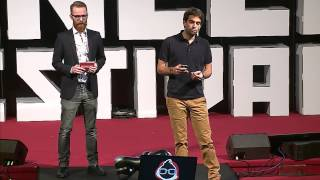 Pioneers Challenge - Top 8 Final Startup Pitches - Pioneers Festival 2014