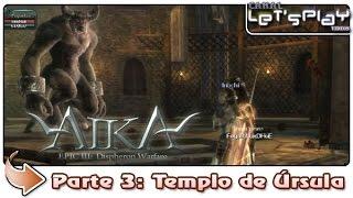 Aika Online Especial - Parte 3: Templo de Úrsula