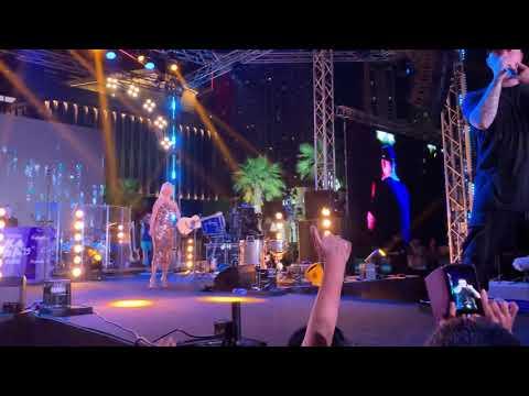 Егор Крид и Валерия - Фестиваль Жара - Дубай 03.05.2019
