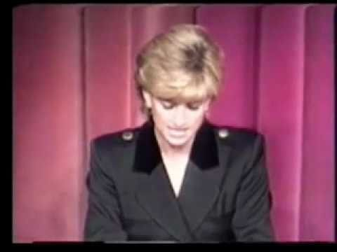 Princess Diana's speech on homelessness