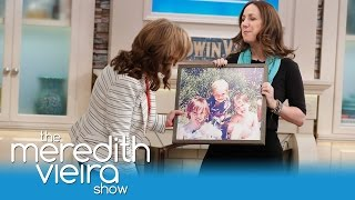 The Watercolor iPhone App | The Meredith Vieira Show