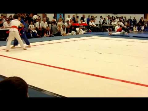 amazing judo counter throw