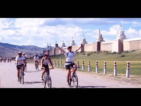Mountain Biking Holidays In Mongolia  - Cycling Vacations And Bicycling Tours In Mongolia
