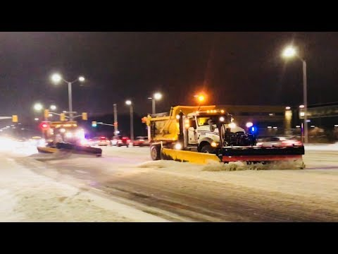 Snow Removal Plowing in Ottawa