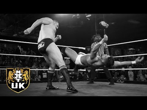 Watch WALTER's earth-shattering chop against Jordan Devlin: NXT UK highlights, May 1, 2019