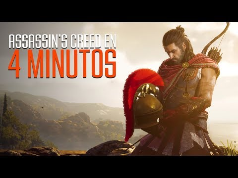 Assassin's Creed explicado en 4 minutos thumbnail