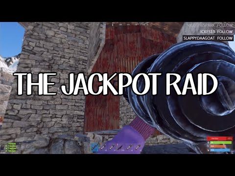 [RUST] THE JACKPOT RAID thumbnail