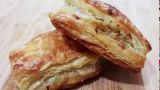 Chicken PuffsChicken Patties Recipe With Quick &amp Easy Puff Pastry Recipe