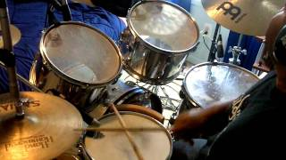 Smokie Norful - No One Else (Drum Cover)