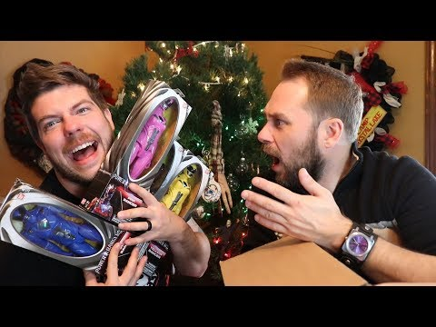 CHRISTMAS HORROR UNBOXING!