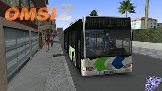 Línea 407   Aeropuerto → H. Fontanella   Palma de Mallorca [España]   Road to Hoteles   OMSI 2 🚌