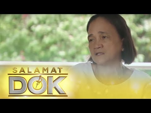 Evelyn Miranda attests to the health benefits of MX3 Natural Food Supplements | Salamat Dok