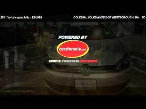 2011 Volkswagen Jetta S 2.5L (A6) - for sale in WESTBOROUGH, MA 01581