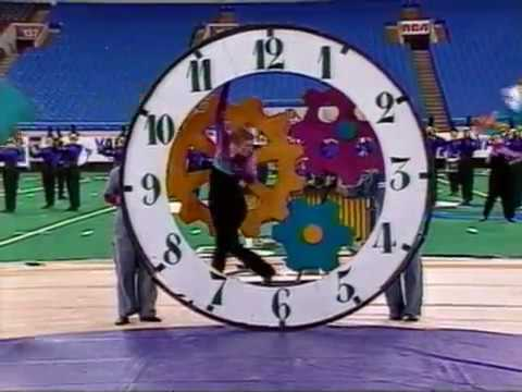Bellbrook High School Marching Band - 2000 Tyranny of the Clock