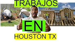 TRABAJOS EN HOUSTON/ OLIVER3VLOGS/