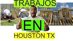 TRABAJOS EN HOUSTON/ OLIVER3VLOGS/