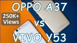 oppo a37 vs vivo y53