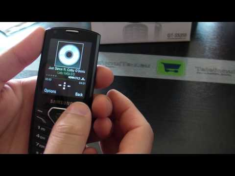 Samsung S5350 Shark Review HD ( in Romana ) - www.TelefonulTau.eu -
