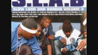 S.L.A.B. Feat. Billy Cook - Standing Strong