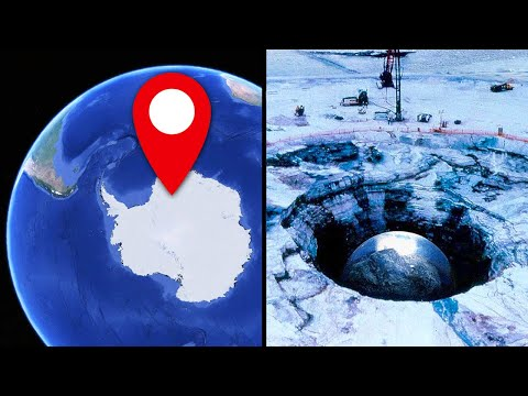 Mysterious Discoveries Found Frozen In Antarctica