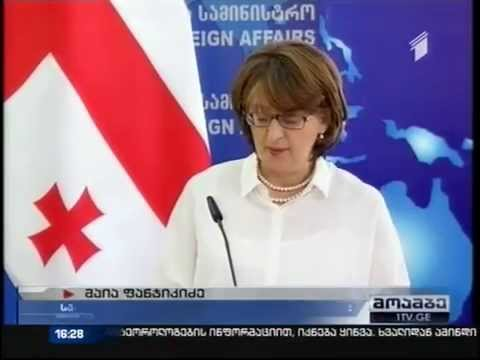 Tuvalu withdraws recognition of Abkhazia and South Ossetia independence 31-03-2014