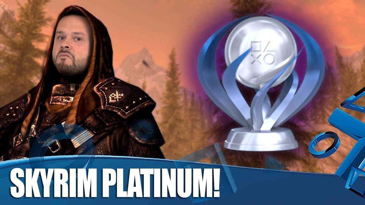Assistir - Skyrim - We Earn The Platinum Trophy! - online