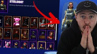 SHOWS YOU MY WINNINGS & SKINS! 😱😱-Fortnite Battle Royale in English