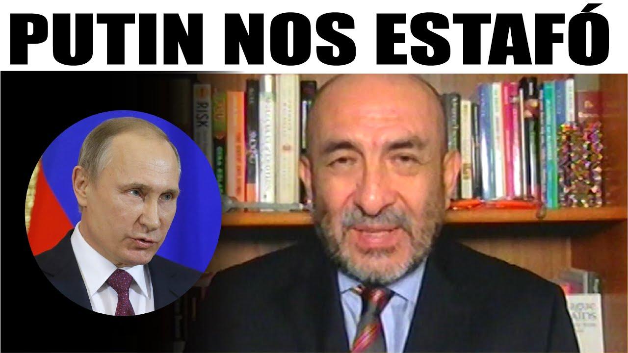 Ultimas noticias RUSIA, EXPERTO DESTROZA A PUTIN 12/07/2020