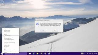 Windows 10 Technical Preview Build 9926 on Surface Pro 3, driver pack install
