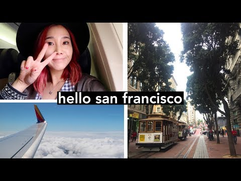 Back in San Francisco, California!