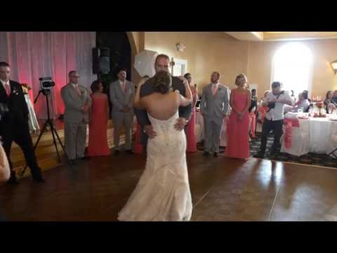 Amazing Choreographed Wedding First Dance! Shannon+Jon Bodie First Dance