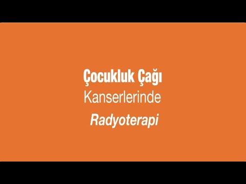 Çocukluk Çağı Kanserlerinde Radyoterapi - Prof. Dr. Serra Kamer