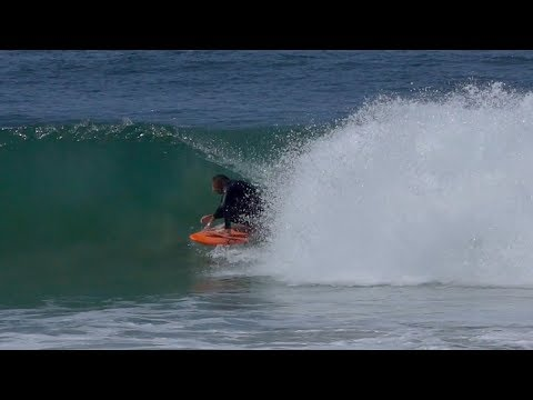 The PROS surfing over sketchy ROCKS